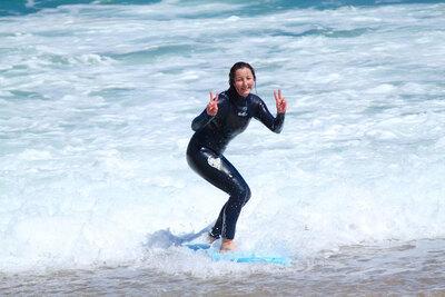 école de surf au portugal