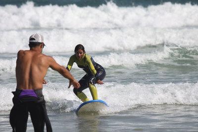 Wave sports