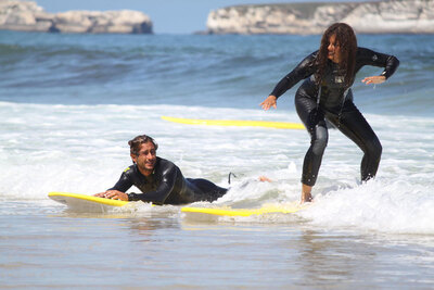 Surfboard rental
